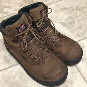 Red wing Shoes King Toe